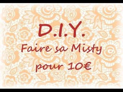 DIY n°5:  Faire sa presse à tampons (misti) pour 10€