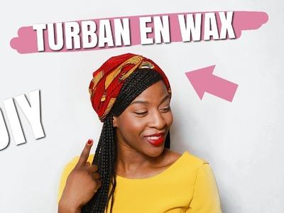 DIY TURBAN WAX ll L' atelier de princesse
