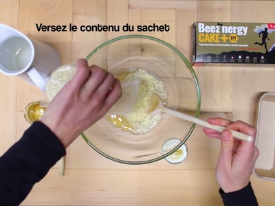 TUTO DIY BEEZ'NERGY CAKE +