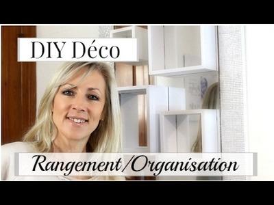 DIY DECO I RANGEMENT ORGANISATION COIN BEAUTE