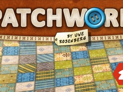 Patchwork — Jeu de placement de pièces pour 2