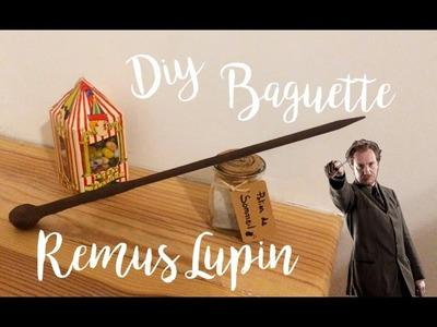 ║Vlogmas n°7║ DIY Baguette de Remus Lupin