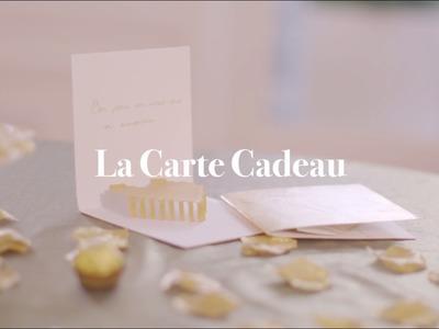 DIY carte cadeau - Ferrero Rocher | l'Atelier Des Fêtes