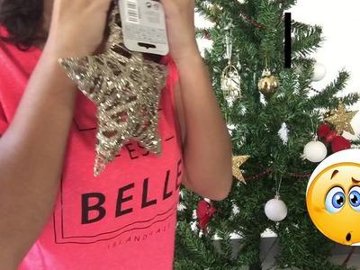 ► Ma décoration de Noël ♥ Edition 2016 + DIY !