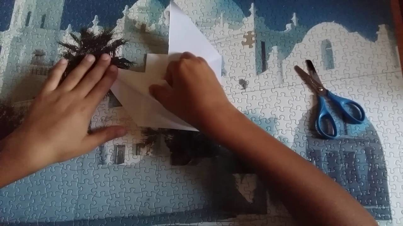 Tuto: Comment faire un cheval en origami qui saute ????