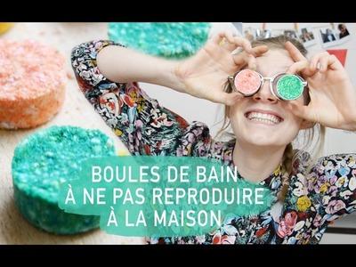 DIY l SAINT VALENTIN #2 Boules de bain