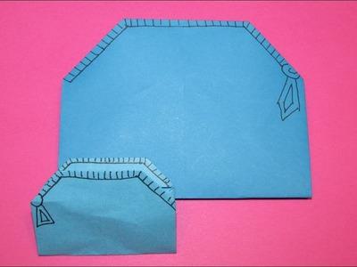Origami : ???? Trousse ????