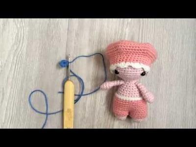 Alice Balice tuto cercle magique au crochet
