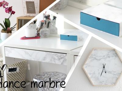 DIY #16 - Déco marbre l Idée pour customiser sa déco pour moins de 10€