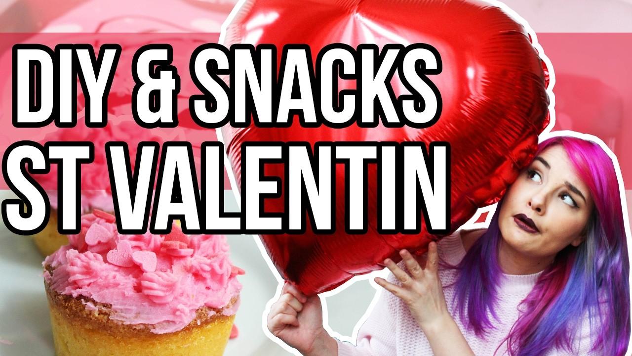 diy snacks sp cial saint valentin. Black Bedroom Furniture Sets. Home Design Ideas