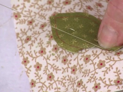 Patchwork : L'appliqué traditionnel - L'Atelier Edisaxe