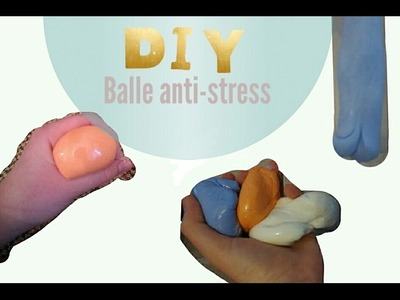 {DIY} Balle anti-stress ????????