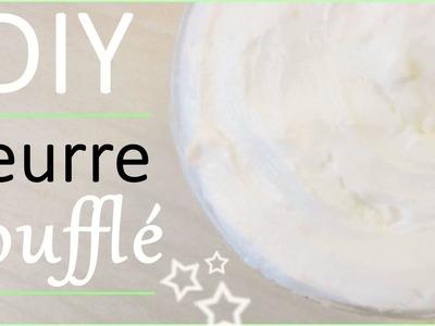 DIY Beauté • Beurre Soufflé ♡ Inspiration Laura Mercier !