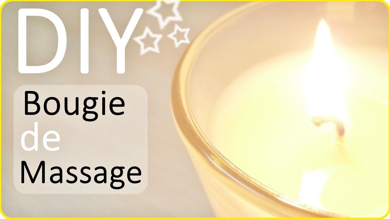 DIY ❤️️ Bougie de Massage #StValentin