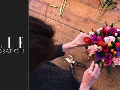 DIY Créez votre bouquet de Saint Valentin |ELLE DECO