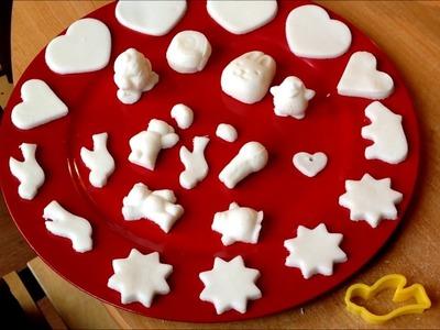 Tuto.DIY  recette pâte fimo.pâte autodurcissante facile