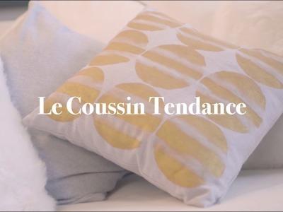 DIY coussin tendance - Ferrero Rocher | l'Atelier Des Fêtes