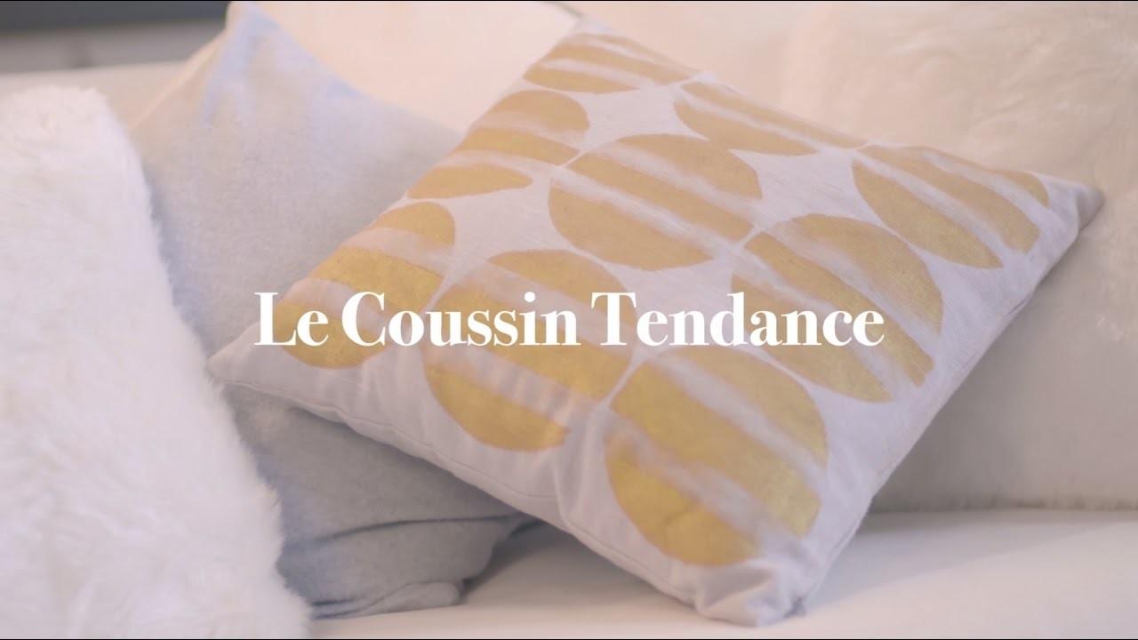 DIY coussin tendance - Ferrero Rocher   l'Atelier Des Fêtes