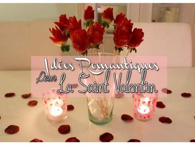 ❤ DIY - Idées romantiques pour la St Valentin ❤