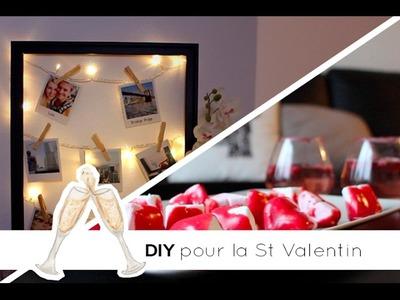 DIY - Le cadeau PARFAIT pour la St. Valentin !
