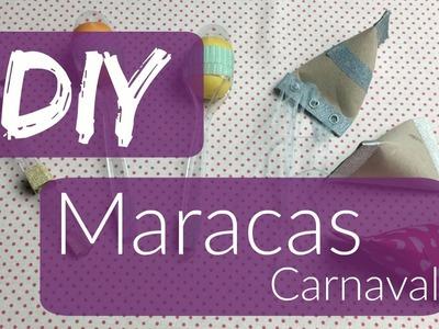 DIY maracas   [ Astuce N°10 ]