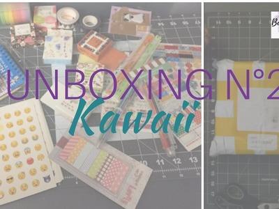 UNBOXING N°2 - Kawaii de Aliexpress| Boutou's DIY