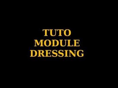 DIY module de dressing