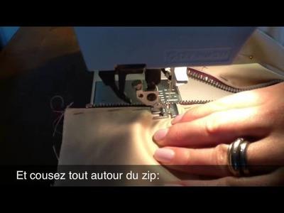 Sewing Techniques Video N°13.Techniques de Coutures Vidéo N°13