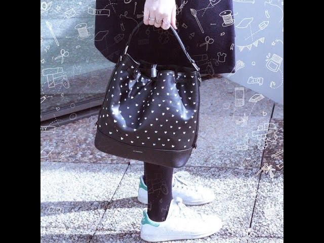 DIY - Comment customiser un sac ?