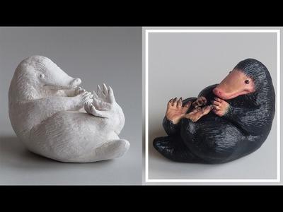 DIY - Le niffleur : la peinture à l'acrylique