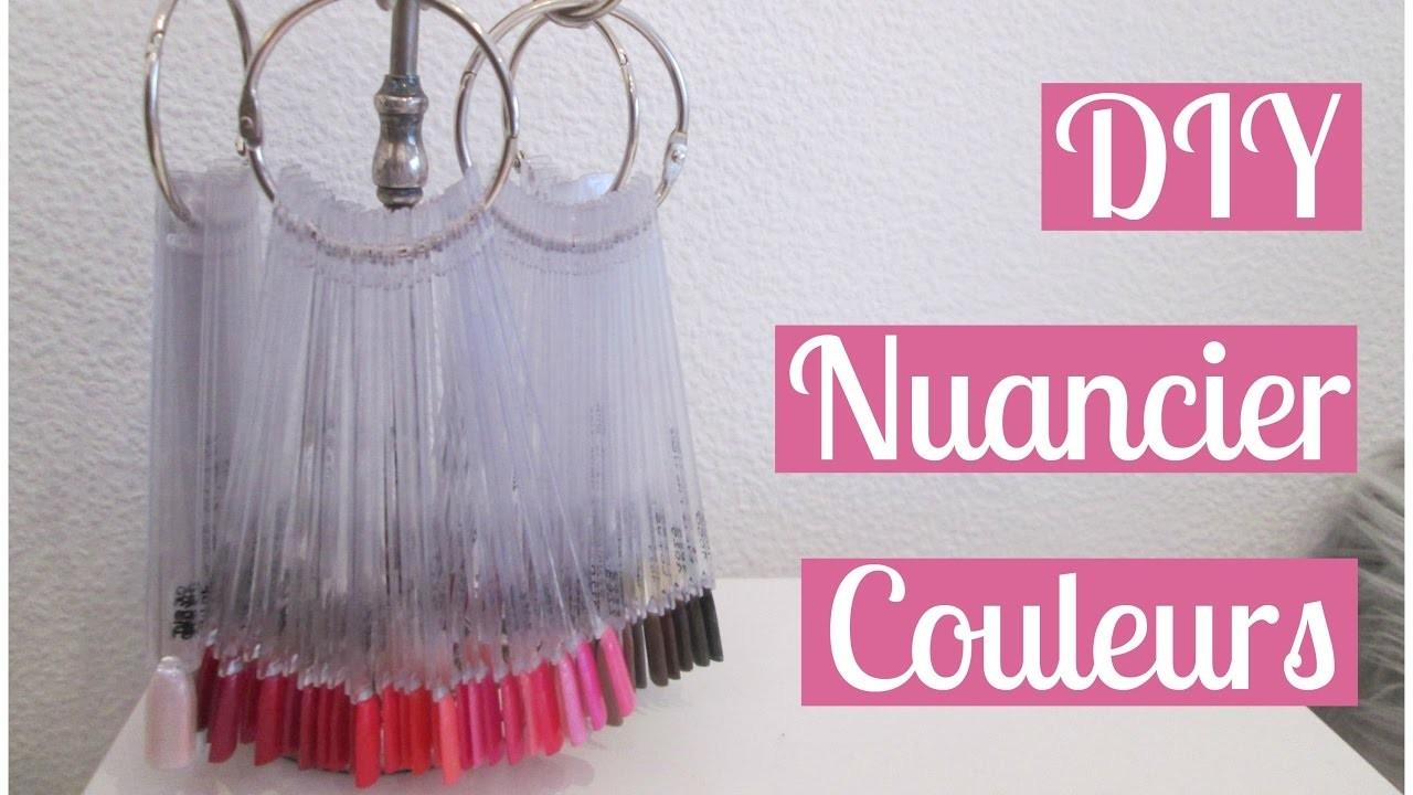 DIY Nuanciers Couleurs | Melissa Easy Nails