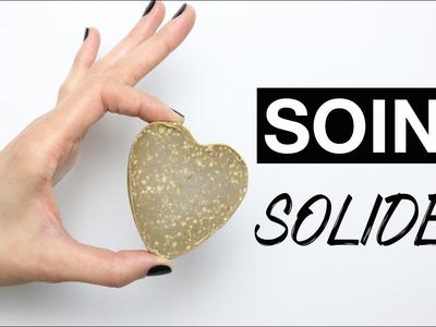 DIY : SOIN SOLIDE POUR CHEVEUX