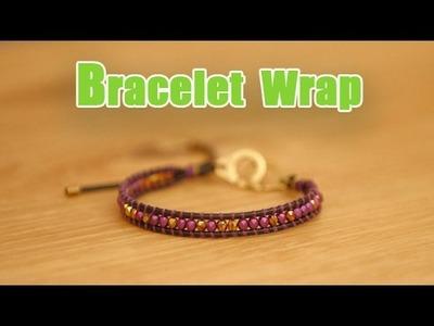 DIY Bracelet wrap