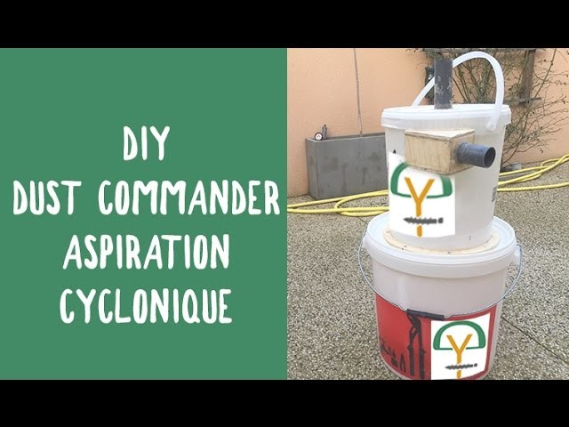 DIY BOIS EP11 DIY DUST COMMANDER