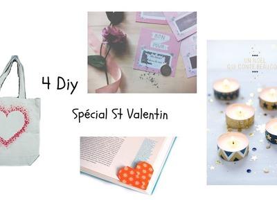 4 Diy | Spécial St Valentin ❤