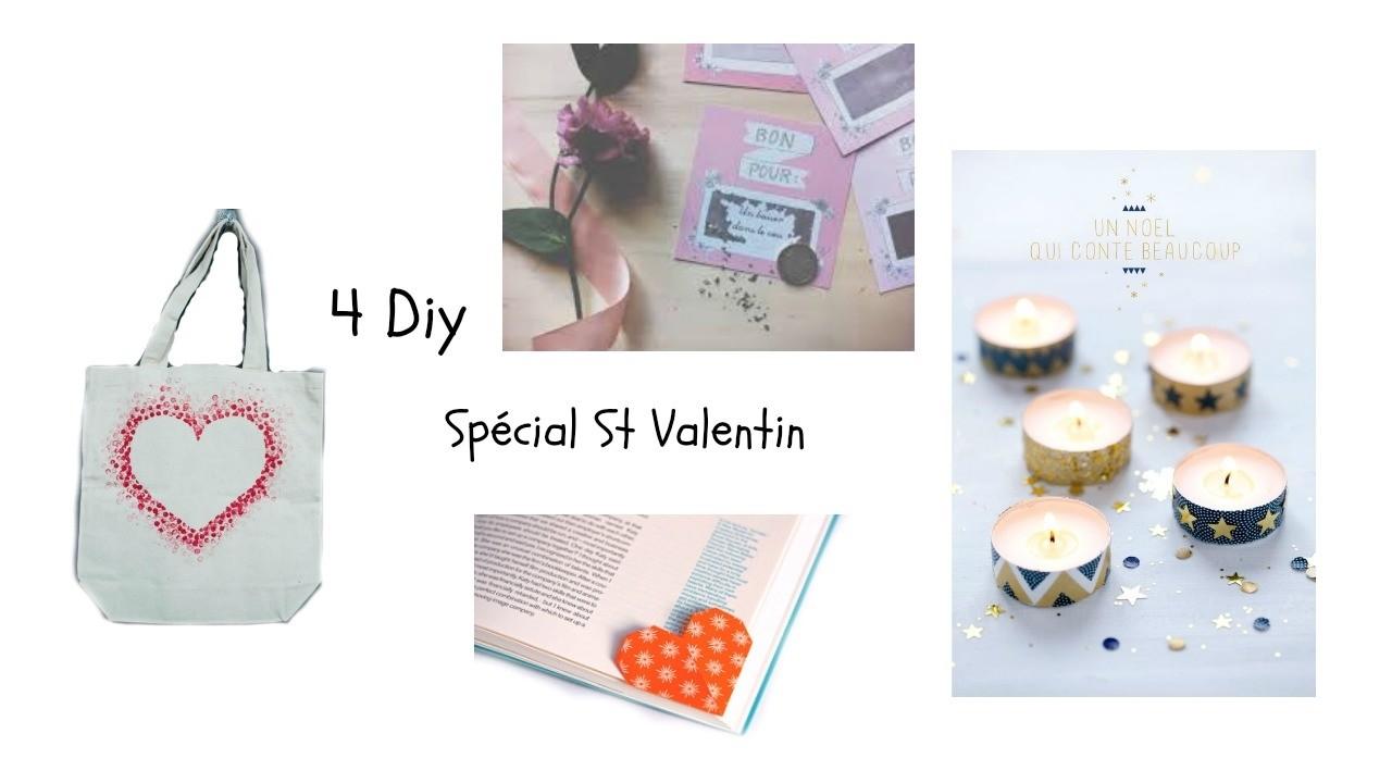 4 Diy   Spécial St Valentin ❤