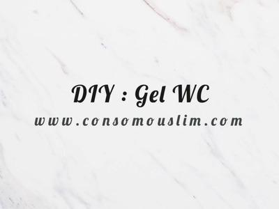 DIY [5] Gel nettoyant WC fait maison