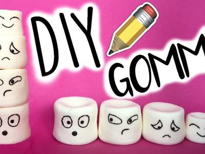DIY : GOMME AVEC 2 INGRÉDIENTS !