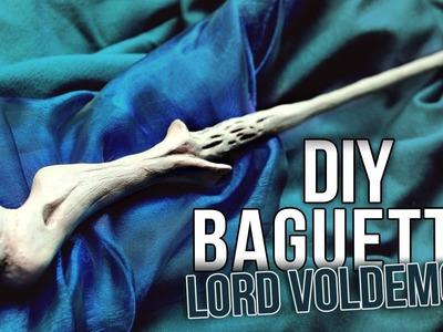 LA BAGUETTE DE LORD VOLDEMORT - DIY