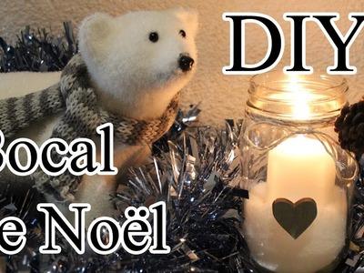 {DIY N°3} Bocal de Noël