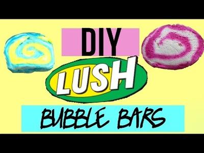 DIY - Pain moussant.Bubble bars♡INSPI LUSH♡