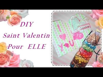 DIY st valentin pour ELLE et LUI, valentine's day DIY