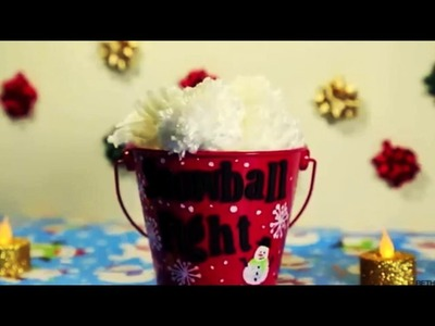 DIY {VF} DE Noël !!! Pour te sauvé