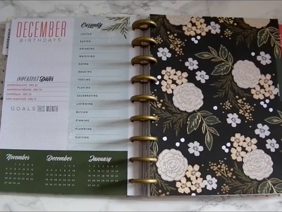 Happy planner haul - Elvy Lifestyle