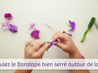 TUTO DIY | Couronne de Fleurs avec le Kit DIY des Ateliers de Laurène