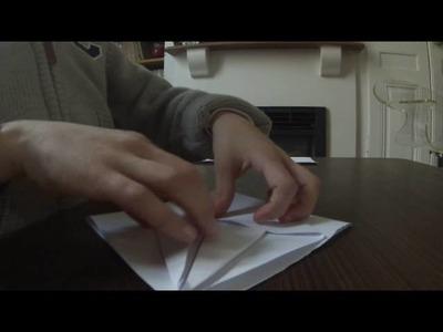 Tuto origami 2 : comment faire une boite?