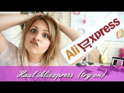 Haul Aliexpress ( try on )