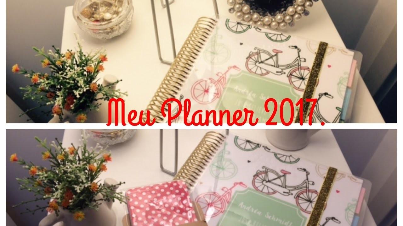 Meu Planner 2017 - Enjoy Print