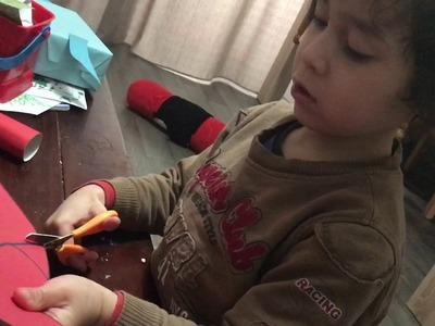 ROKET CRAFT FOR KIDS. BRICOLAGE : FUSÉE EN CARTON