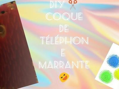 {DIY} COQUE DE TÉLÉPHONE MARRANTE EN SILICONE TRÈS SIMPLE ????????✂️